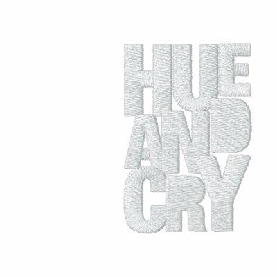 Hue And Cry - Embroidered -PoloShirt(Ladies/Black) Polos