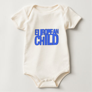 Hue and Cry - European Child - Babygro (Boy) Creeper