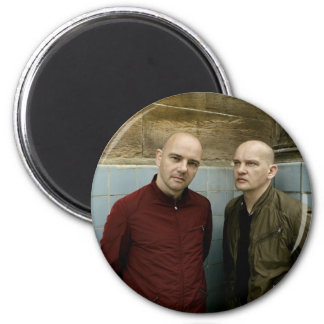 Hue and Cry - Fridge Magnet