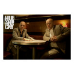 Hue and Cry - Poster (Cafe)