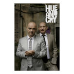 Hue and Cry - Poster (suits 2)