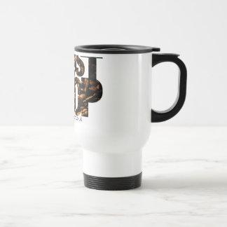 Hue and Cry - The Last Stop - Flask Travel Mug