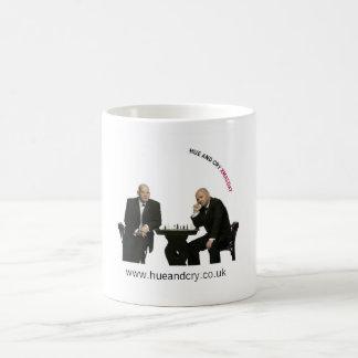 Hue and Cry - Xmasday - Mug