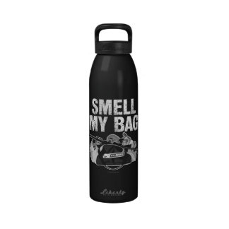 Huela mi bolso botellas de agua reutilizables