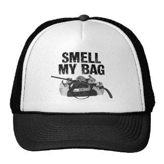 Huela mi bolso gorras de camionero