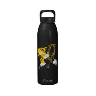 Huelga 2 de Nerf Botella De Agua
