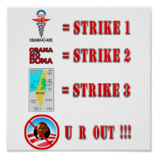 Huelga 3 - ¡U R HACIA FUERA! Poster