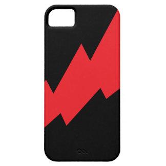Huelga de aligeramiento iPhone 5 fundas