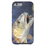 Huelga de los salmones funda de iPhone 6 tough