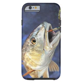 Huelga de los salmones funda resistente iPhone 6