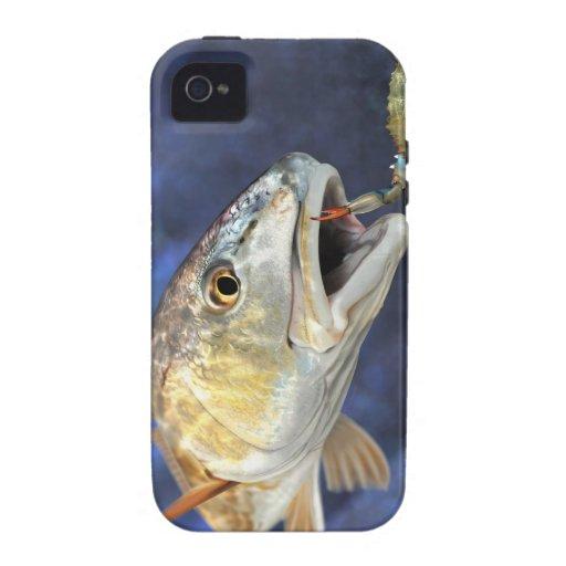 Huelga de los salmones vibe iPhone 4 funda