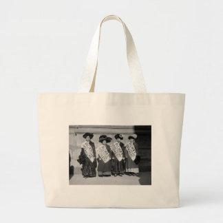 Huelga de los sastres de las señoras, 1910 bolsa