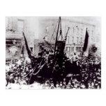 Huelga de muelle de Londres, 1889 2 Postales
