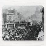 Huelga de muelle de Londres, 1889 Mouse Pads
