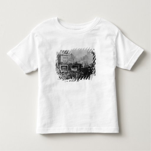 Huelga de muelle de Londres, 1889 T-shirts