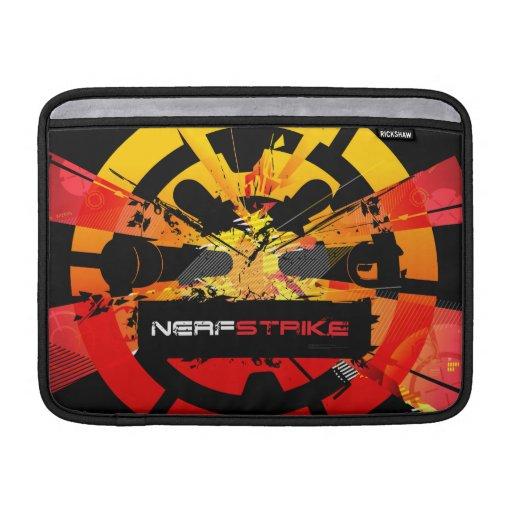 Huelga de Nerf Funda Para Macbook Air