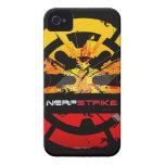 Huelga de Nerf iPhone 4 Case-Mate Protector