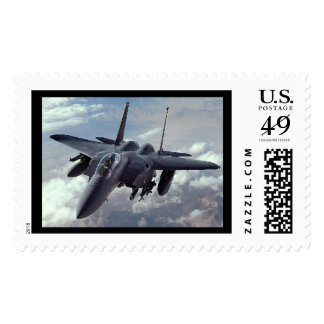Huelga Eagle de F-15E Timbres Postales