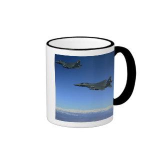 Huelga Eagles 2 de la fuerza aérea de los E.E.U.U. Tazas