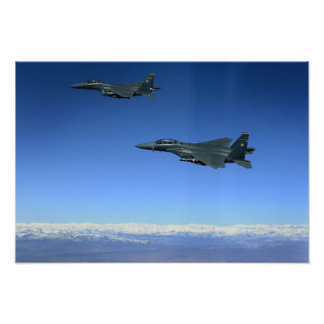 Huelga Eagles 2 de la fuerza aérea de los Fotografías