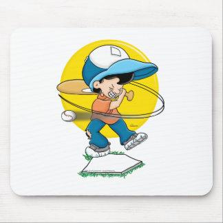 ¡Huelga tres del béisbol! Mousepad