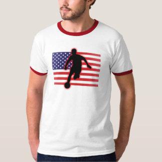 Huelguista de Estados Unidos Playera
