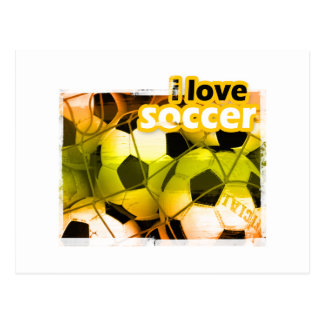 Huelguista de SocceriGuide Postales