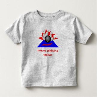 Huelguistas, huelguista futuro de la montaña - camisas