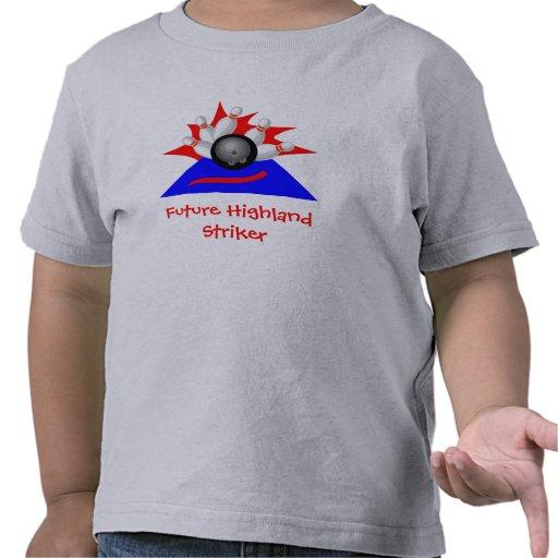 Huelguistas, huelguista futuro de la montaña - camisetas