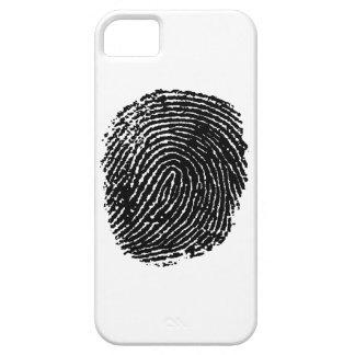 HUELLA DACTILAR iPhone 5 CARCASAS