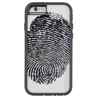 Huella dactilar funda tough xtreme iPhone 6