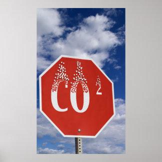 Huella   del carbono del POSTER