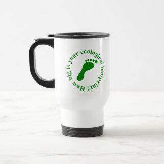 Huella ecológica, taza 2
