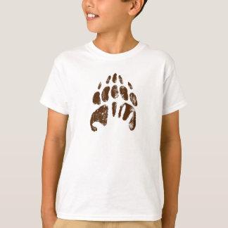 Huella Handprint Disney del oso de Brother Remeras