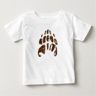 Huella Handprint Disney del oso de Brother T-shirt