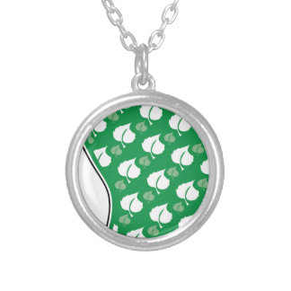 Huella verde pendiente personalizado