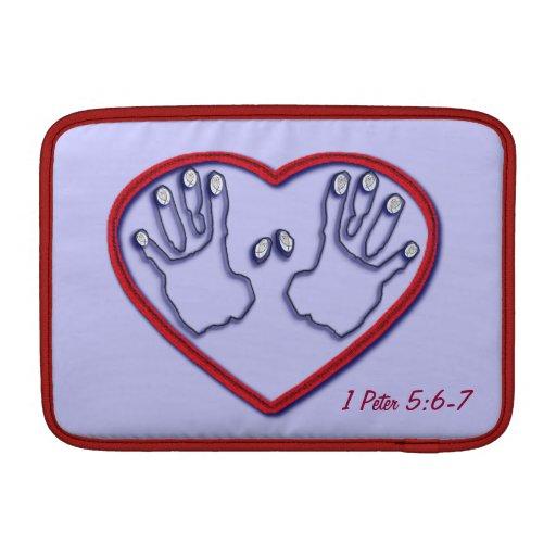 Huellas dactilares de dios - 1 5:6,7 de Peter Fundas MacBook