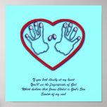 Huellas dactilares de dios - 1 5:6 de Peter - 7 Impresiones