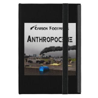 Huellas del carbono - Anthropocene iPad Mini Protectores