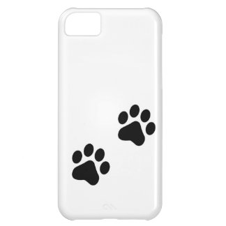 Huellas Funda Para iPhone 5C