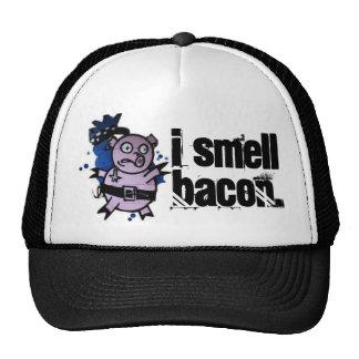 huelo el tocino gorra
