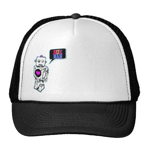 huemanoid trucker hat