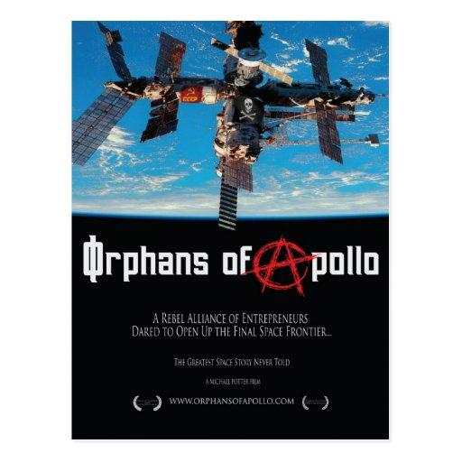 Huérfanos de la postal de Apolo