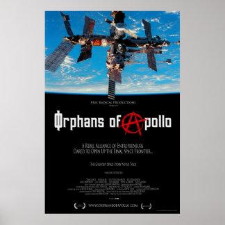 Huérfanos del cartel de película de Apolo Posters