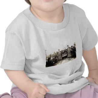 Huérfanos franceses de la guerra de WWI Camisetas