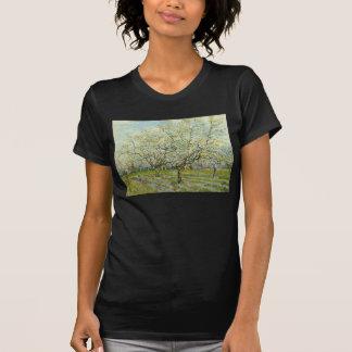 Huerta blanca de Vincent van Gogh Camiseta