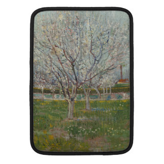 Huerta en árboles de ciruelo del flor de Vincent Funda MacBook