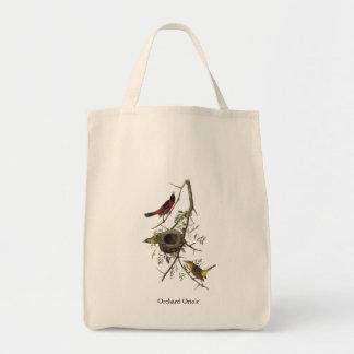 Huerta Oriole - John James Audubon Bolsas