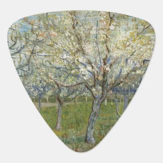 Huerta rosada de Vincent van Gogh Púa De Guitarra