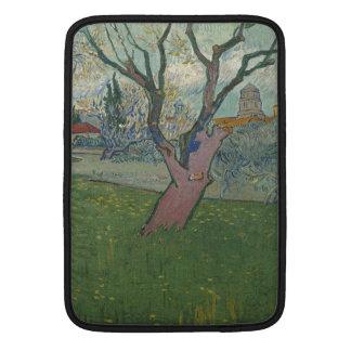Huertas en la opinión del flor de Arles de Van Fundas MacBook